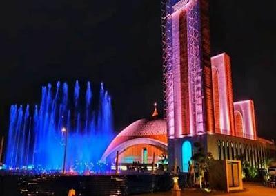 masjid lubuk pakam
