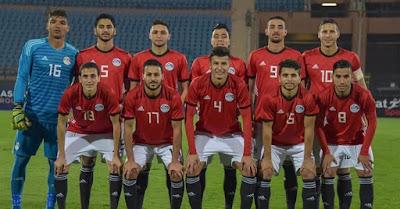 مشاهدة مباراة مصر والسعودية الاوليمبي بث مباشر اليوم 10-9-2019 في مباراة ودية