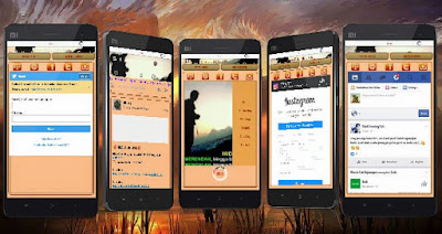 BBM MOD Chat Me Acakadoet v.3.1.0.13 APK Versi Terbaru