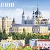 Madrid - Zaragoza - Barcelona 28.9- 2.10