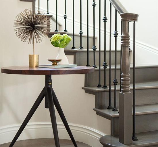 Mengenal detail pembentuk sebuah tangga