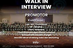 Walk-in Interview Oppo