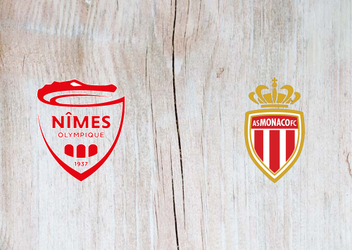 Nîmes vs Monaco -Highlights 07 February 2021