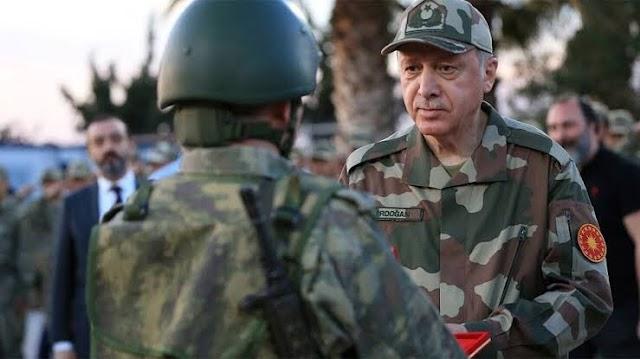 Αλλαγή «πλεύσης» Ερντογάν: Καθαρίζει το στρατό από επικριτές της Δύσης