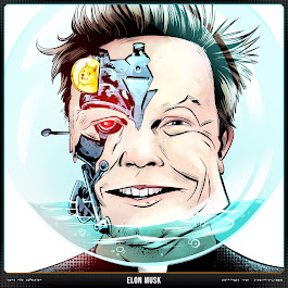 """click on pic """"Elon Musk"""" by Steininger"""