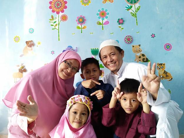 Naqiyyah dan family
