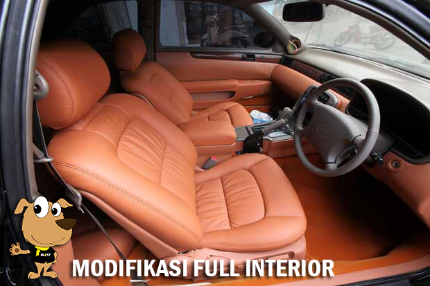 Modifikasi full interior