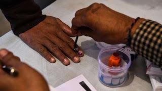 बिहार विधानसभा चुनाव: 94 विधानसभा निर्वाचन क्षेत्रों में मंगलवार को 53.51 प्रतिशत मतदान