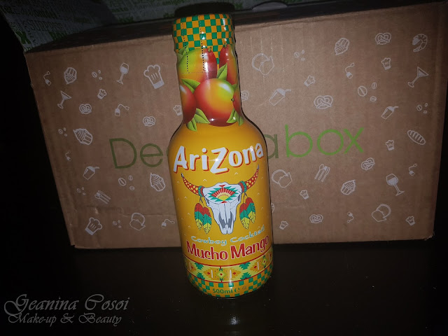 Refresco Arizona Degustabox Junio´17 ¡VERANO!