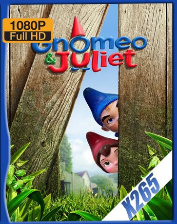 Gnomeo And Juliet [2011] [Latino] [1080P] [X265] [10Bits][ChrisHD]