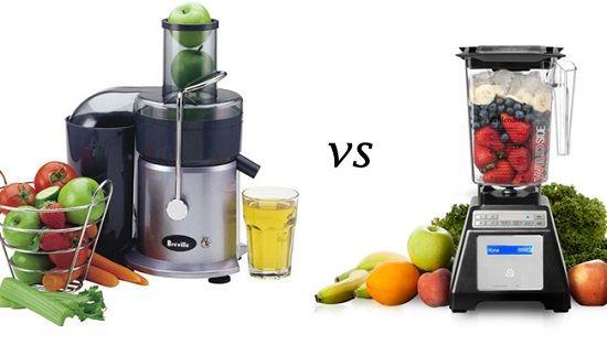 storcatorul de fructe vs blenderul