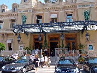Grand Casino Monte Carlo Monaco