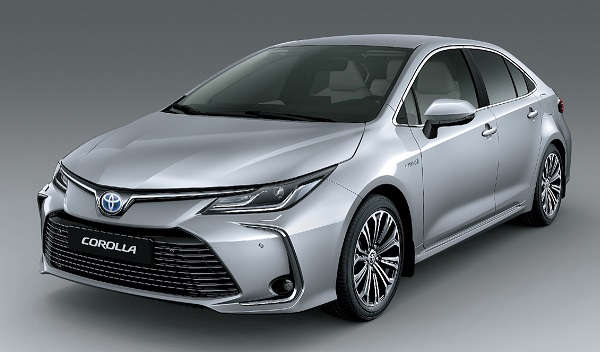 Ficha Técnica Toyota Corolla Híbrido SEG (2020)