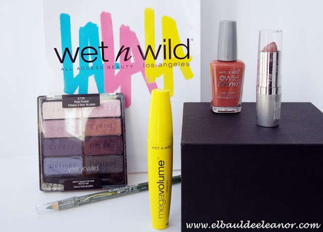 Productos Wet & Wild Cosmetics
