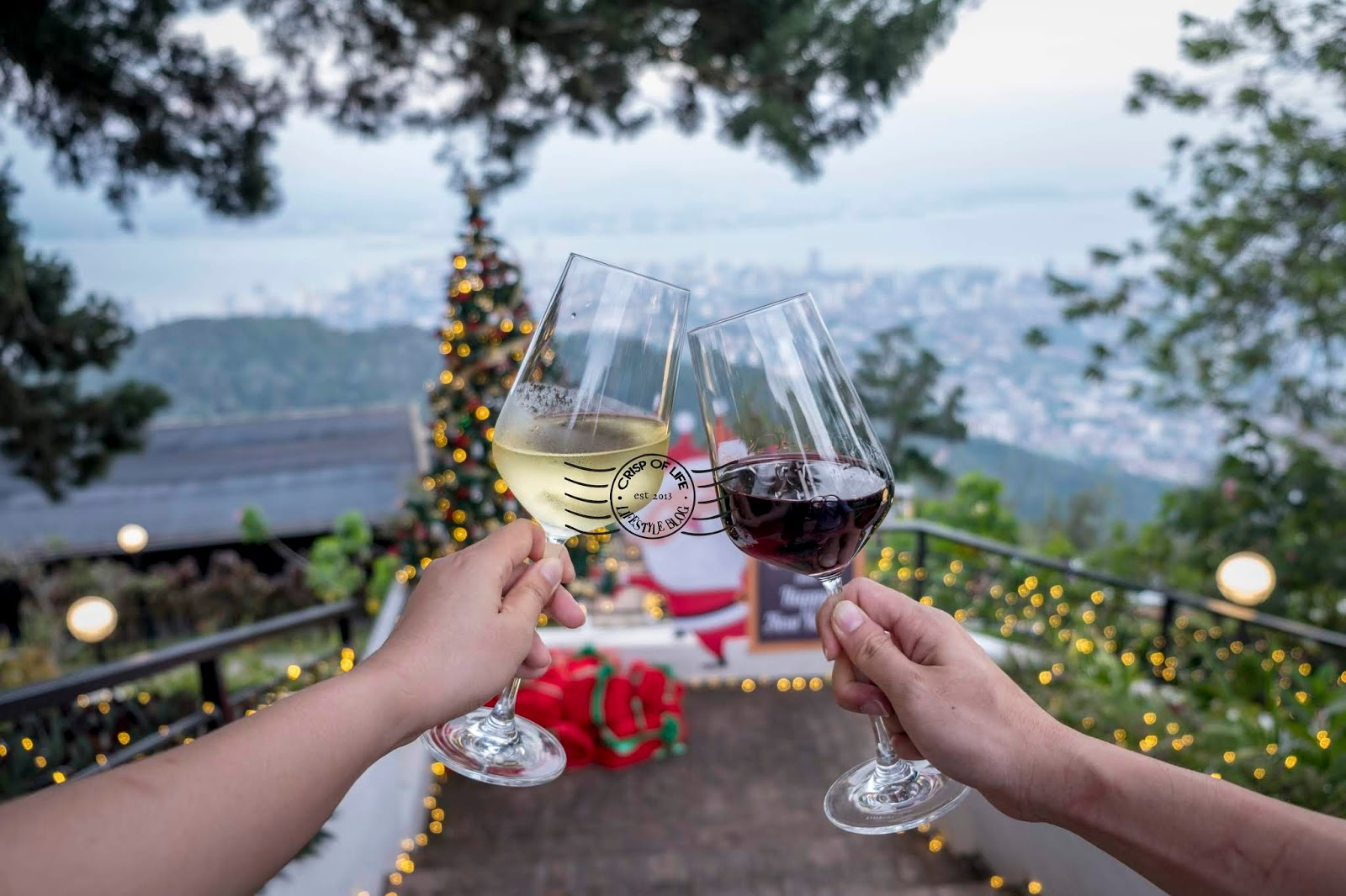 Celebrate Christmas and New Year with 5-course Dinner at Penang Hill David Brown's Restaurant & Tea Terrace