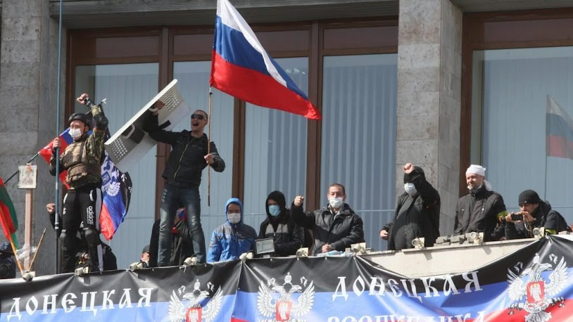 Ετοιμάζουν σφαγή οι Ουκρανοί