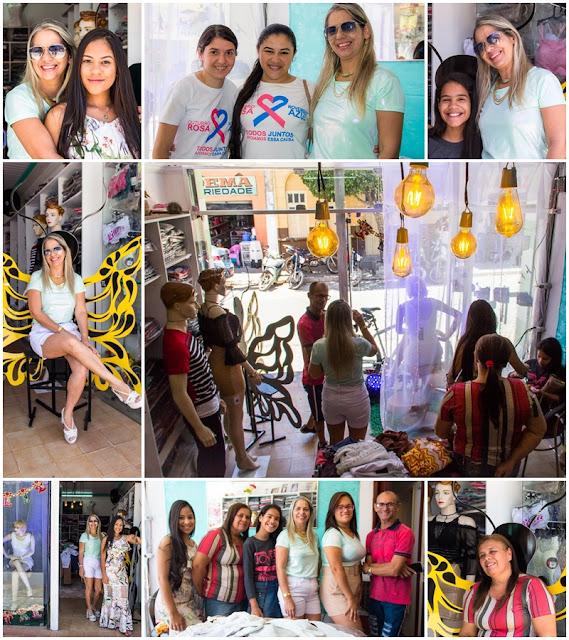 Em Buíque a sofisticada  Aylla's Boutique chamam a atenção de seus clientes e amigos para o lançamento de sua coleção Reveillon 2020 que aconteceu neste sábado 30 de Novembro
