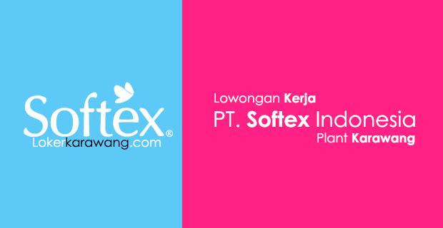 Lowongan Kerja PT. Softex Indonesia Karawang 2018