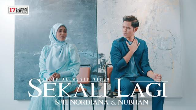Lirik Lagu Sekali Lagi – Siti Nordiana & Nubhan