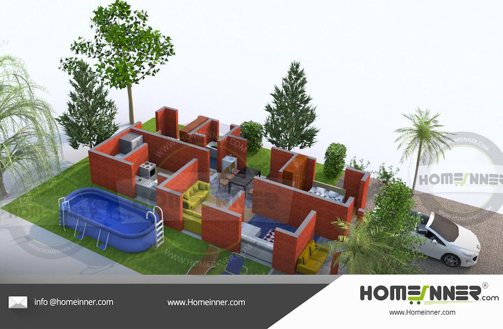 Best ground floor house plan