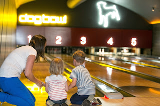 half price bowling for kids at dog bowl manchester this half term