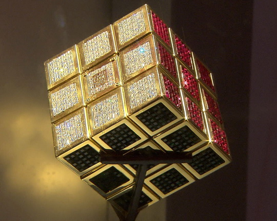 «Кубик-шедевр»