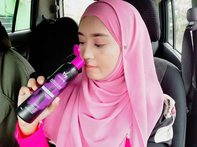 Aura Hijab Shampoo Dengan Habbatus Sauda Selesaikan Masalah Rambut Gugur