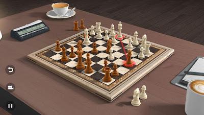 لعبة الشطرنج Real Chess 3D للاندرويد, لعبة الشطرنج Real Chess 3D مهكرة, لعبة الشطرنج Real Chess 3D للاندرويد مهكرة