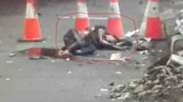 Pelaku B0M Bunuh Diri di Sukoharjo Menggelepar-gelepar, Lihat Videonya