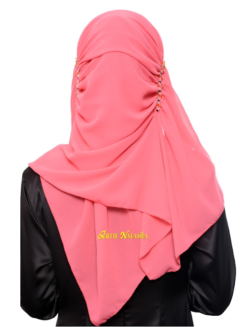 tudung instant shawl