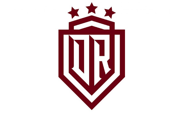 Логотип ХК Динамо Рига 2020