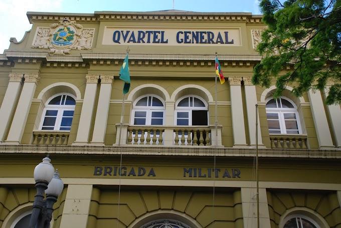 Brigada Militar comemora 183 anos em solenidade na quarta-feira, dia 18