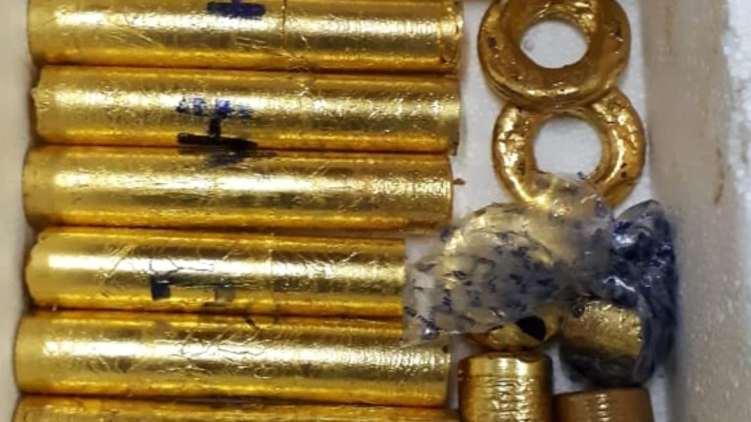 Gold smuggling case in Thiruvananthapuram; Three are in custody in Trichy,www.thekeralatimes.com