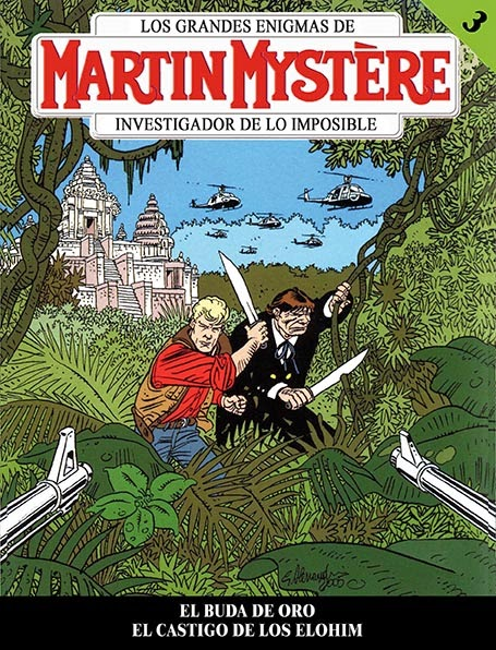 Martin           Mystère Aleta Ediciones