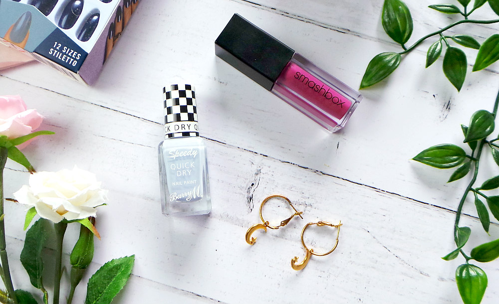 Barry M Speedy Quick Dry Nail Polish in Eat my Dust