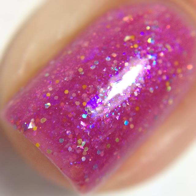 Anchor & Heart Lacquer-Glitter Dealer