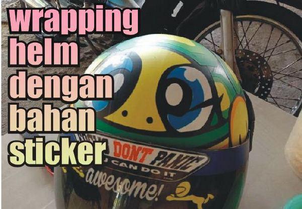 stiker-helm