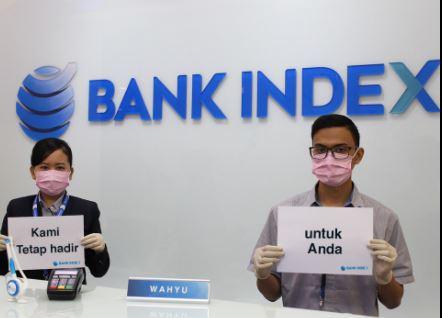 Alamat lengkap dan Nomor Telepon Kantor Bank Index di Cirebon