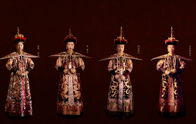 Ruyi's Royal Love in the Palace Consorts