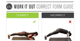 push up badan harus lurus