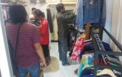 Ketahuan Nyuri Baju Buat Anak Yatim, Pria Ini Dimaafkan Pemilik Toko dan Dapat THR