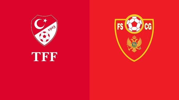 بث مباشر مشاهده تركيا ضد الجبل الأسود في تصفيات كأس العالم 1-9-2021