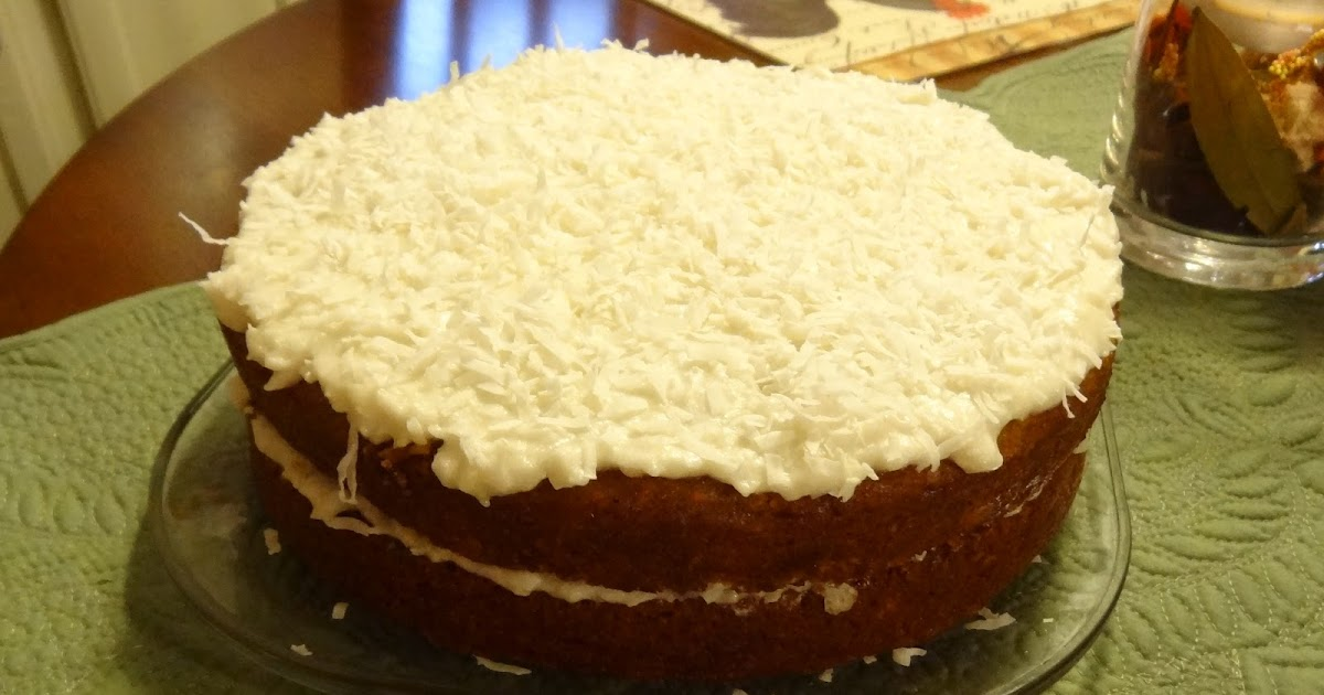 Ginger Macadamia Coconut Carrot Cake Vegan With A Vengeance