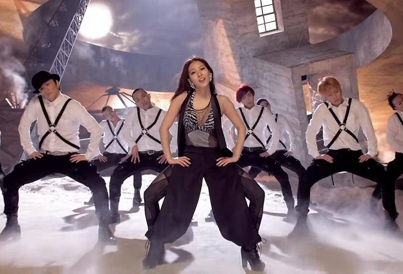 Music video: BoA - The shadow | Random J Pop