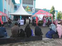 Suasana Pagi Ini di Acara Lampung Hijrah Fair 2019