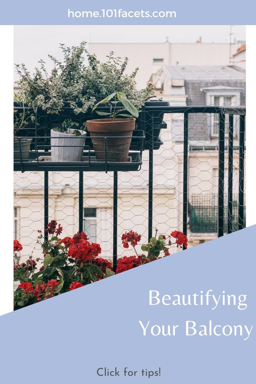 Beautifying The Balcony
