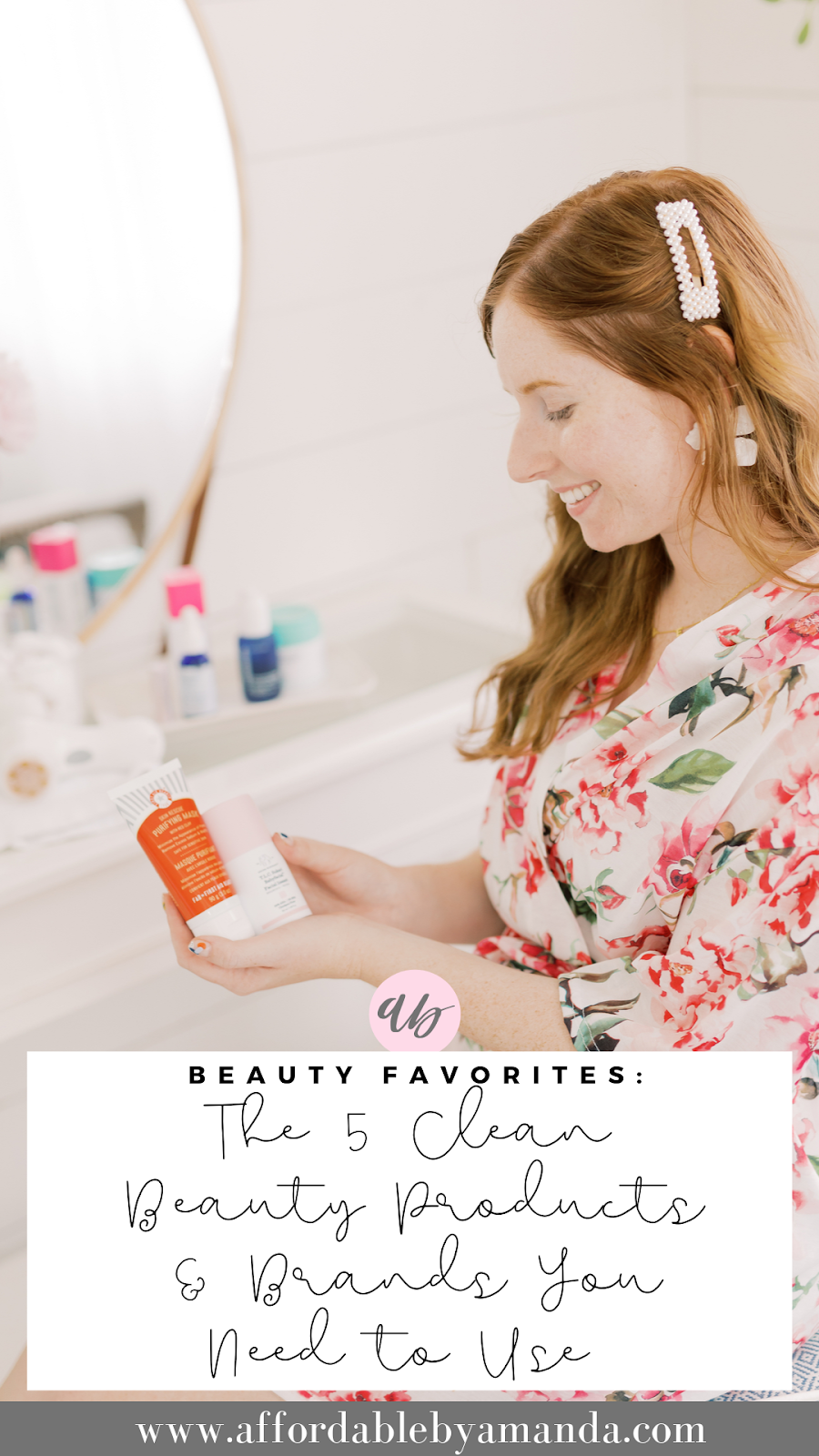 The 5 Clean Beauty Products & Brands You Need to Use