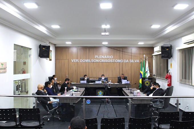 Câmara de vereadores de Felipe Guerra aprova requerimento para envio de ofício ao MDR