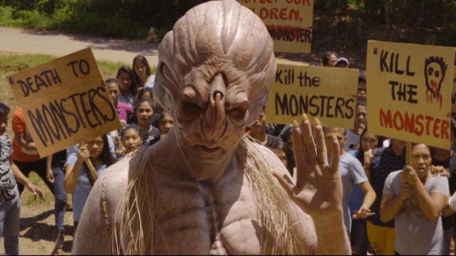 Tràiler de THE MONSTER WITHOUT, pel·lícula de terror i fantasia de Filipines