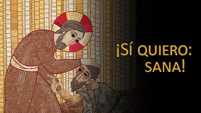 Evangelio según san Marcos (1, 40-45): ¡Sí quiero: sana!